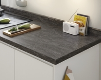 Evora Grey Slate worktop
