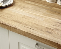 Rustic Oak Block 40mm worktop