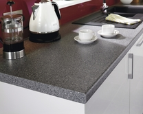 Dark Granite Effect worktop