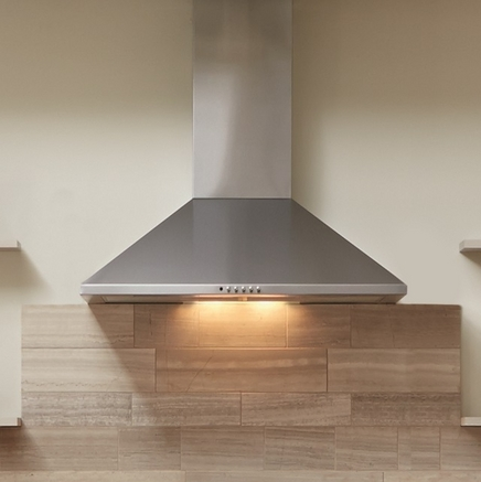 Lamona Stainless Steel 70cm chimney extractor