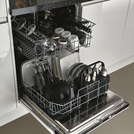 AEG fully integrated 60cm dishwasher