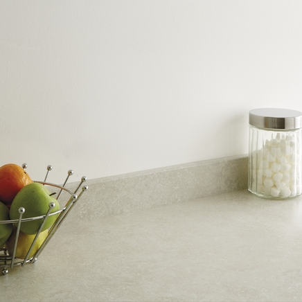 Cream Stone Effect Worktop Kitchen Worktops Howdens