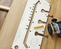 Worktop jigs & accessories