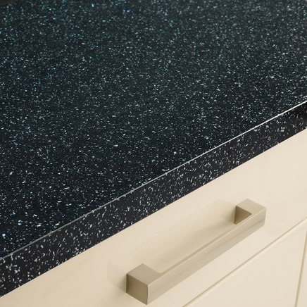 Black Mirror Chip worktop
