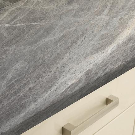 Grey Slate Effect worktop - Large scale print