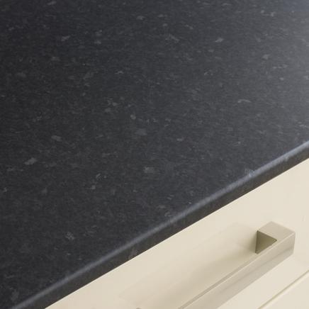 Black Granite Style worktop
