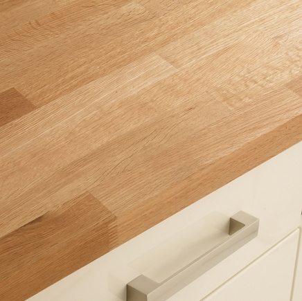 Oak Block worktop