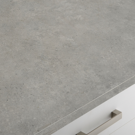 Light Stone Effect Upstand Kitchen Worktop Upstands