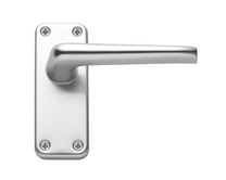 Edinburgh Aluminium door handles