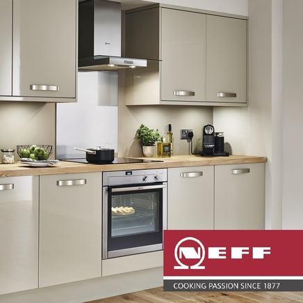 Neff Appliances | Neff Kitchen and Home Appliances | Howdens Joinery