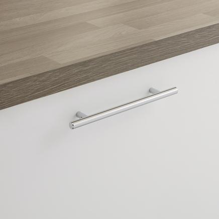 Chrome Effect T bar handle