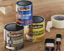Exterior stains & varnishes