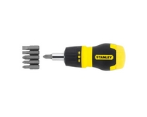 Stanley ratchet screwdriver set