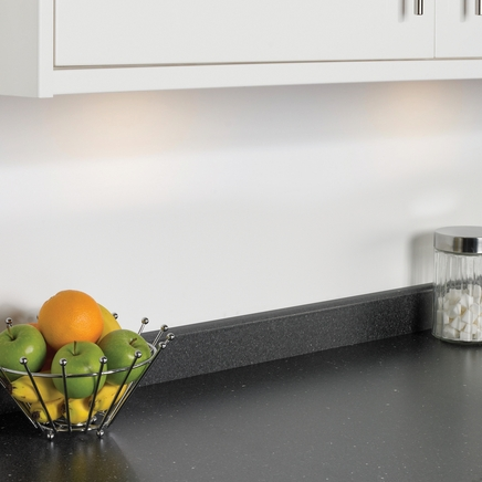 Quartzstone Grey upstand