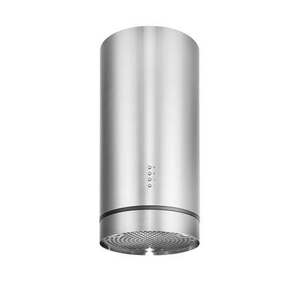 Lamona Stainless Steel cylinder island extractor