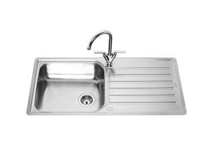 Lamona Hayeswater single bowl sink