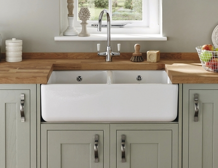 kitchen with belfast sink lamona ceramic belfast sink ceramic kitchen sinks 6493