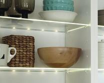 LED Clip-on shelf lights