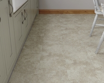 Professional Click Fit Light vinyl flooring