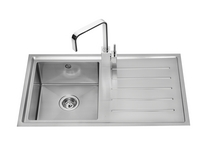 Lamona Windermere single bowl sink