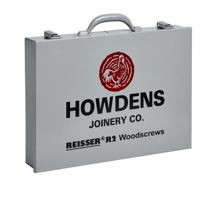 Reisser medium assorted box of woodscrews