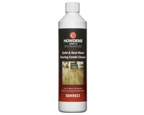 Solid and Real Wood flooring cleaner
