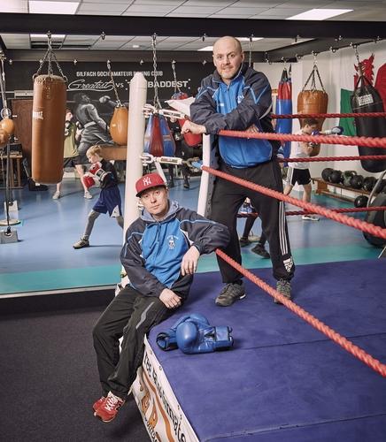 Gilfach Goch Amateur Boxing Club