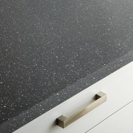 Grey Mirror Chip Worktop Kitchen Worktops Howdens Joinery