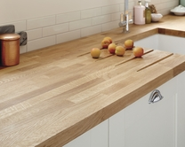 Oak Block 40mm worktop