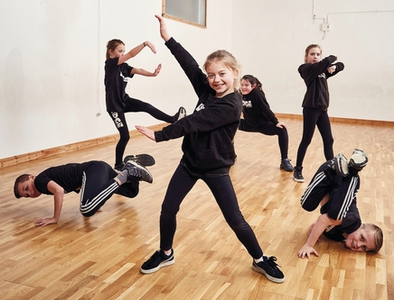 Rush Dance, Edge Dance Studio