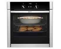 Neff Slide&Hide single multi-function oven