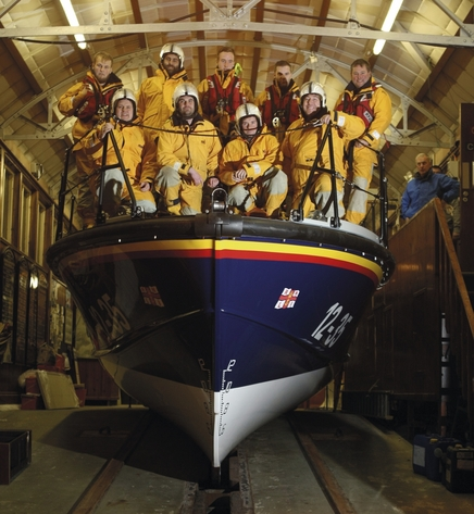RNLI Lifeboat Station, Arbroath
