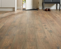 Howdens Professional Fast Fit V Groove flooring