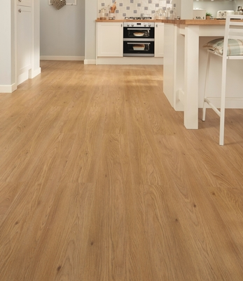 Howdens Professional Fast Fit V Groove Oak laminate