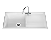 Lamona ceramic single bowl sink
