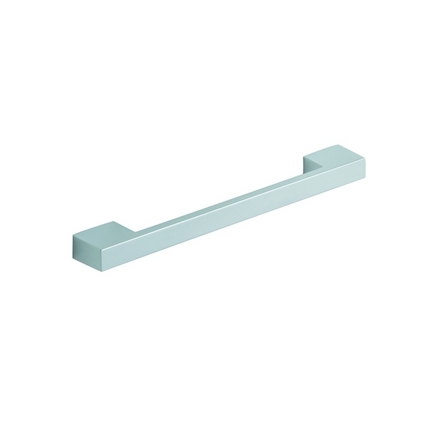 Chrome Effect Square Bar Handle