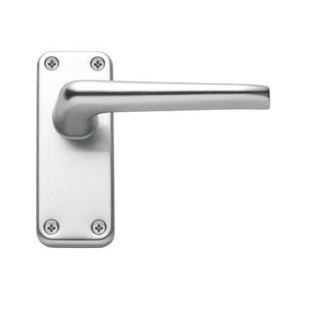 Edinburgh Aluminium latch door handle