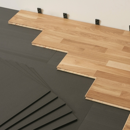 High Performance Underlay Howdens Joinery
