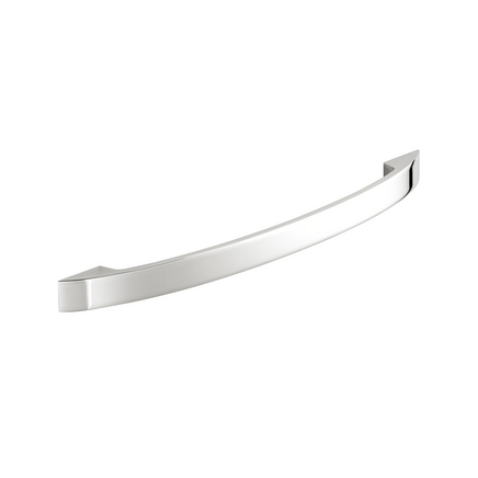 Chrome Effect thin strap D handle