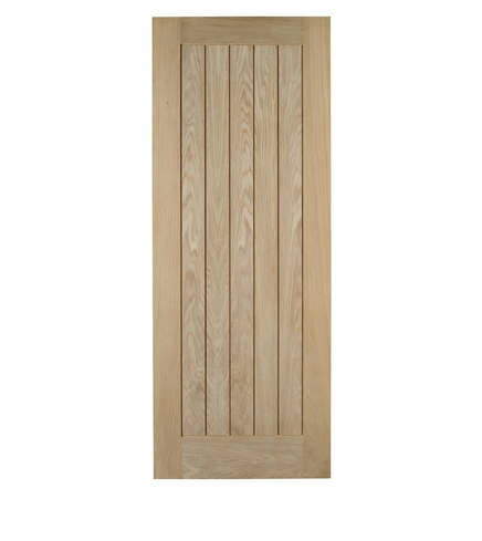 Holdenby Oak Internal Door Howdens Joinery