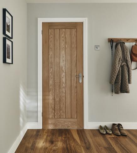 Delicieux Holdenby Oak Door