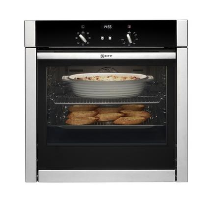 Neff Slide&Hide® single multi-function oven