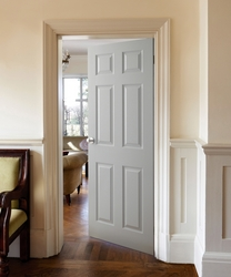6 Panel grained door