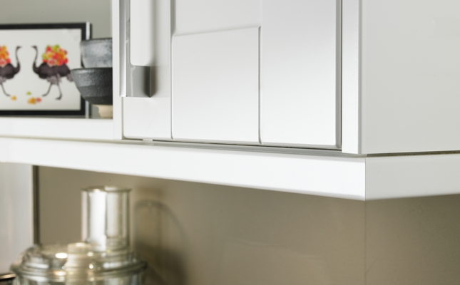 Burford Gloss White Kitchen Shaker Kitchens Howdens