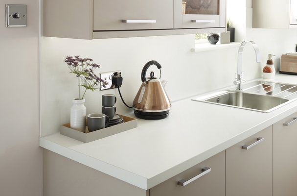 Stockbridge Super Matt Stone Kitchen Range