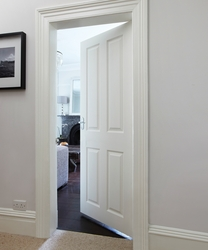4 Panel grained door