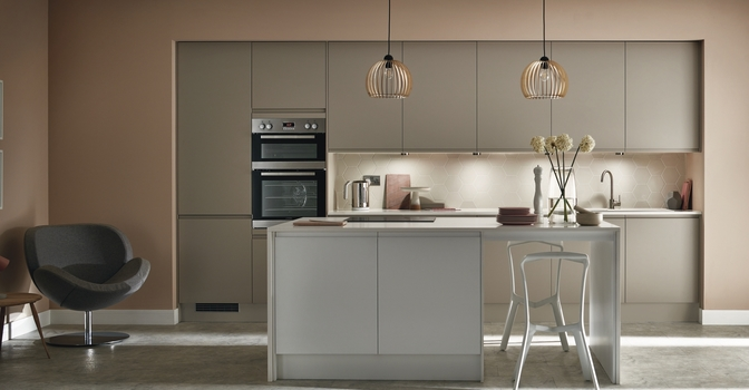 Elegant Kitchen Ranges