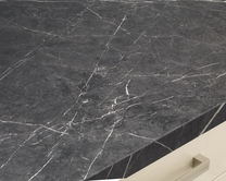 Grey Marble Effect worktop