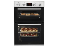 Lamona double fan oven