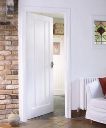 Primed Worcester door